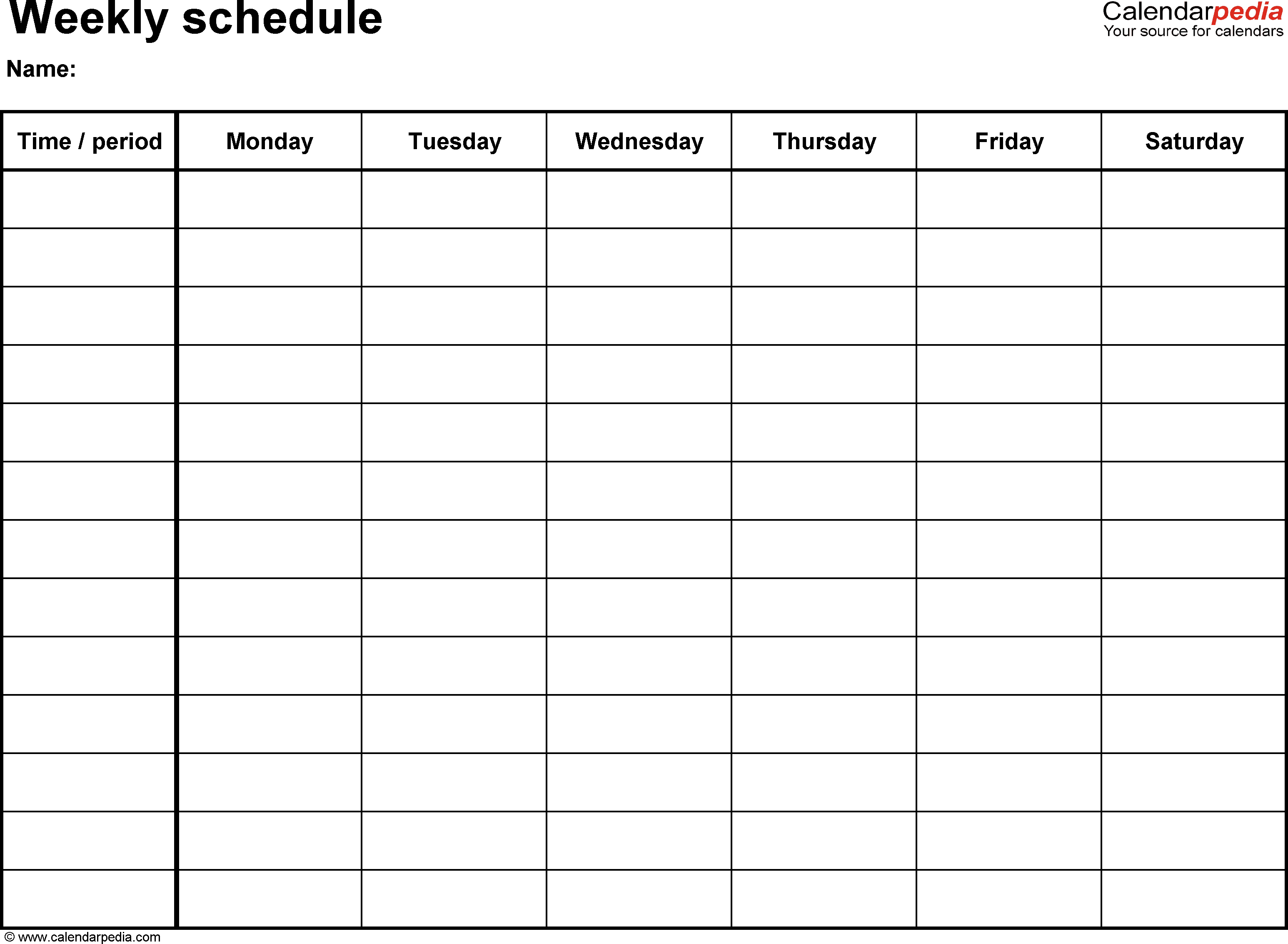 schedule template pdf   April.onthemarch.co