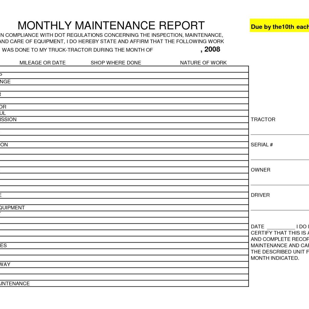 security daily activity report template   Boat.jeremyeaton.co