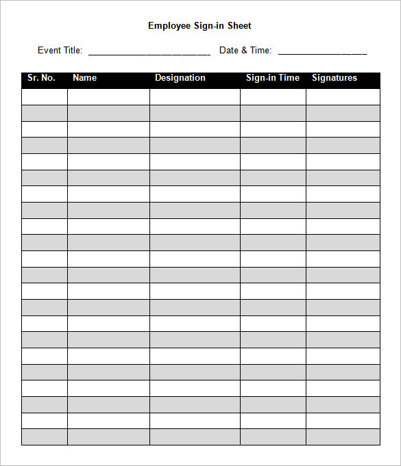 sign in sheet template charlotte clergy coalition