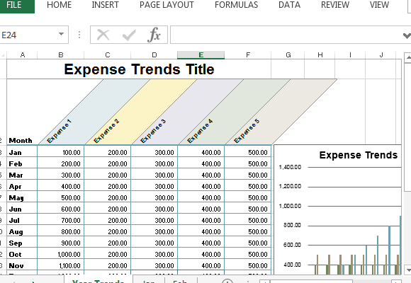 Small business expense report charlotte clergy coalition small business expense sheet for excel wajeb Choice Image