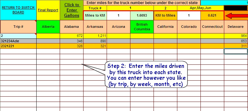trucking excel spreadsheet   Tier.brianhenry.co