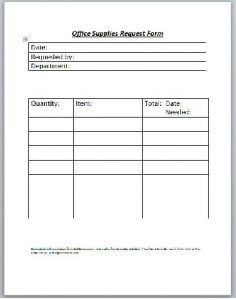 supply request form charlotte clergy coalition
