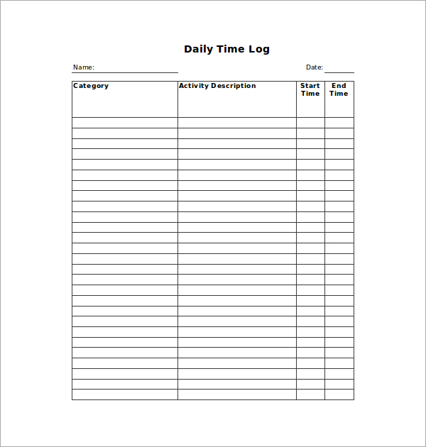 work hour log template   April.onthemarch.co