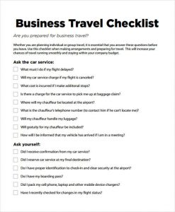 Travel checklist template charlotte clergy coalition similar posts inventory checklist template travel fbccfo Image collections