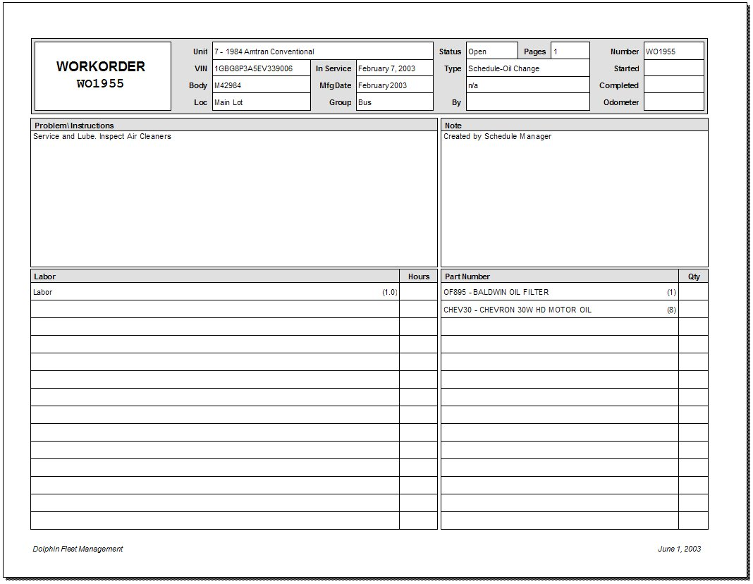 Work Order Template Word Charlotte Clergy Coalition