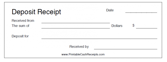 deposit receipts template charlotte clergy coalition