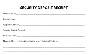 deposit receipt template free   Kleo.beachfix.co
