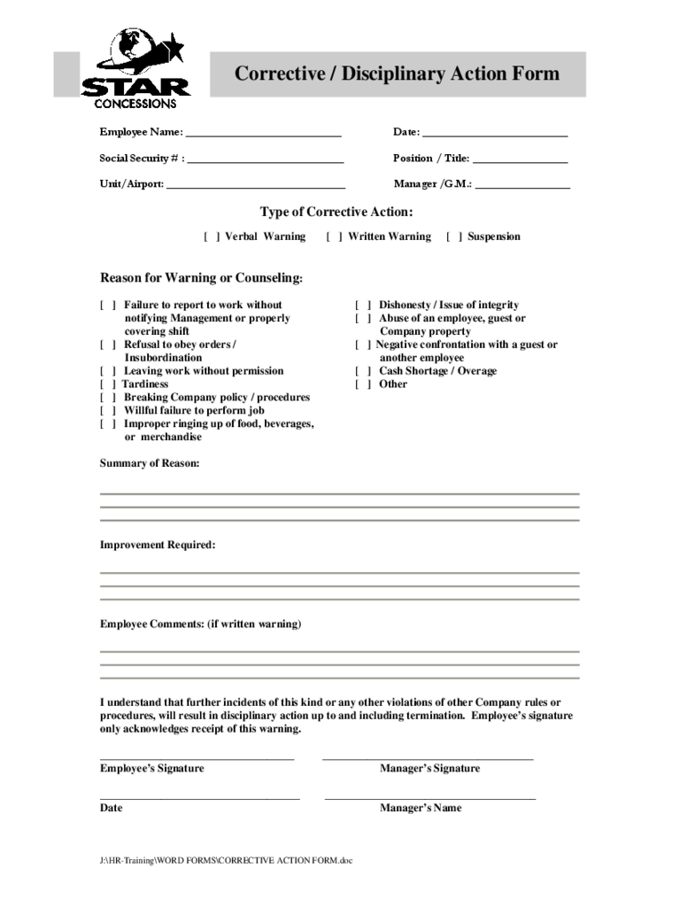 Luxury Employee form Template | Aguakatedigital Templates