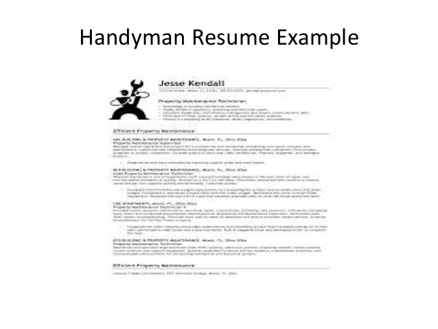 Handyman Job Description Charlotte Clergy Coalition