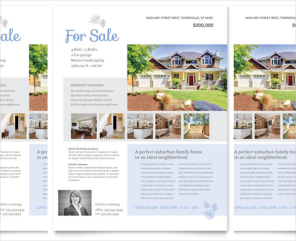 Home For Sale Template | charlotte clergy coalition
